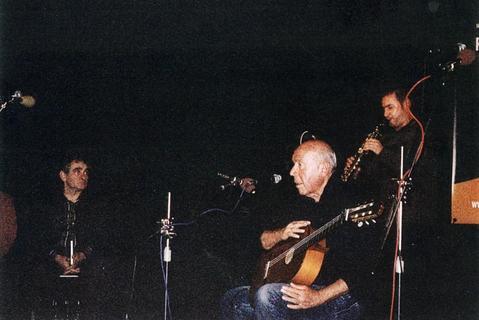 Mikel Laboa, Olomouc, 2004