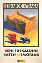 Behi euskaldun baten memoriak (Euskara)