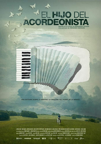 "The film ""The Accordionist's Son"", based on the novel of the same name by writer Bernardo Atxaga, lands in cinemas"